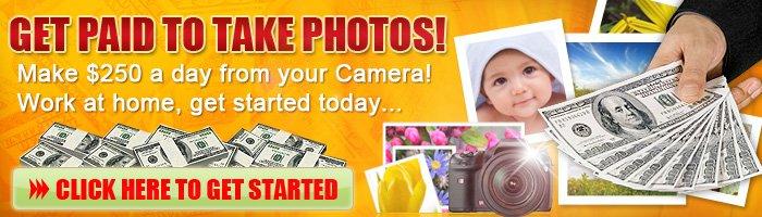 Fotografie Inkomsten