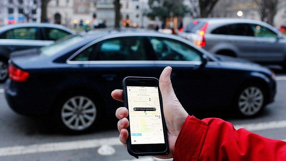 Uber Chauffeur Worden