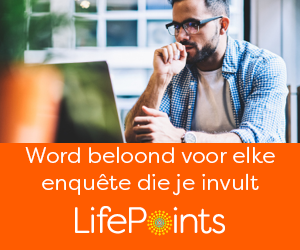LifePoints Enquete