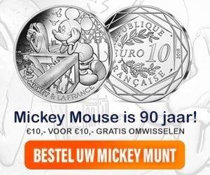 Mickey 10 Euro
