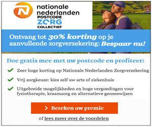 Nationale Nederlanden Zorgtoeslag