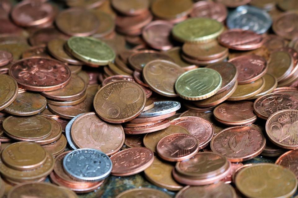 Wisselgeld Sparen