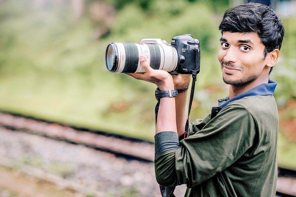 Professioneel fotograaf worden